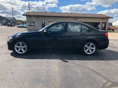 2014 BMW 3 Series for sale at Mike's Budget Auto Sales in Cadillac MI