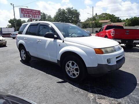 2004 Saturn Vue for sale at DONNY MILLS AUTO SALES in Largo FL