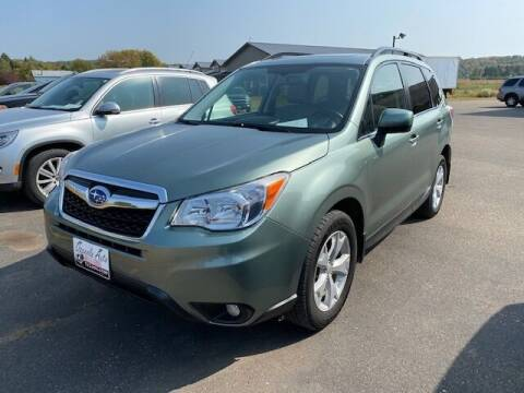 2014 Subaru Forester for sale at Osceola Auto Sales and Service in Osceola WI