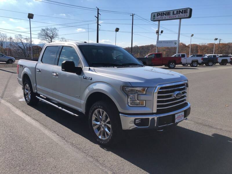 2016 Ford F-150 for sale at Pine Line Auto in Eynon PA
