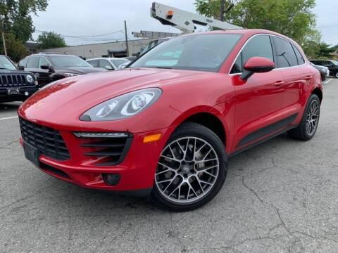 2018 Porsche Macan for sale at EUROPEAN AUTO EXPO in Lodi NJ