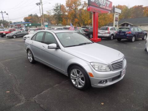 2010 Mercedes-Benz C-Class for sale at Comet Auto Sales in Manchester NH
