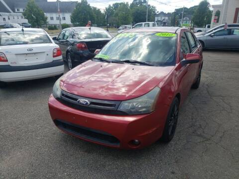 2010 Ford Focus for sale at TC Auto Repair and Sales Inc in Abington MA
