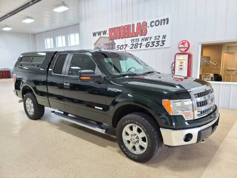 2014 Ford F-150 for sale at Kinsellas Auto Sales in Rochester MN