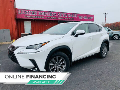 2019 Lexus NX 300 for sale at LUXURY IMPORTS AUTO SALES INC in North Branch MN