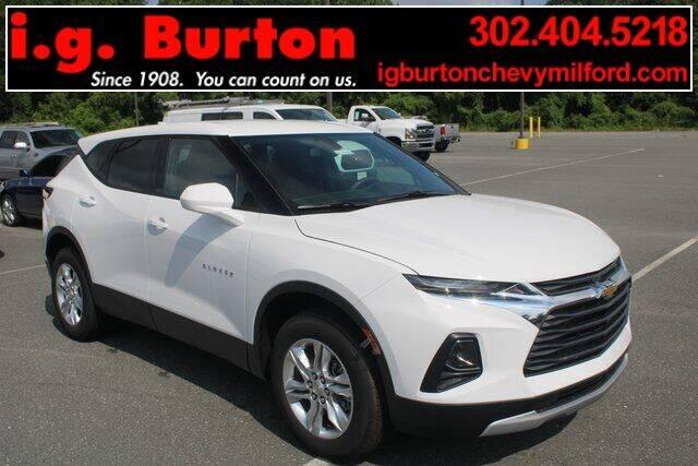 2021 Chevrolet Blazer for sale in Milford, DE