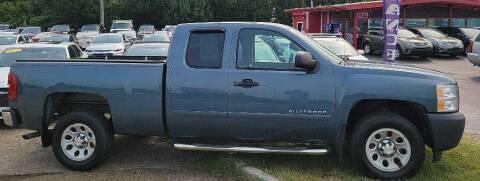 2010 Chevrolet Silverado 1500 for sale at Rayyan Auto Mall in Lexington KY