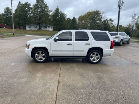 2010 Chevrolet Tahoe for sale at Truck and Auto Outlet in Excelsior Springs MO