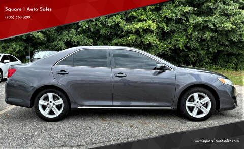 2014 Toyota Camry for sale at Square 1 Auto Sales - Commerce in Commerce GA