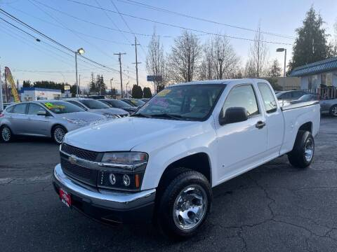 2006 Chevrolet Colorado for sale at Real Deal Cars in Everett WA