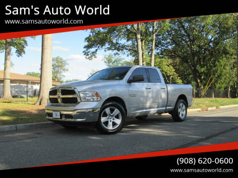 2013 RAM Ram Pickup 1500 for sale at Sam's Auto World in Roselle NJ