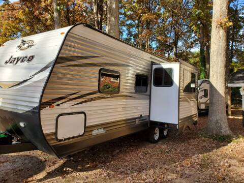 2018 Jayco 24RBS for sale at Greenlight Auto Remarketing in Spartanburg SC