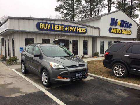 2014 Ford Escape for sale at Bi Rite Auto Sales in Seaford DE