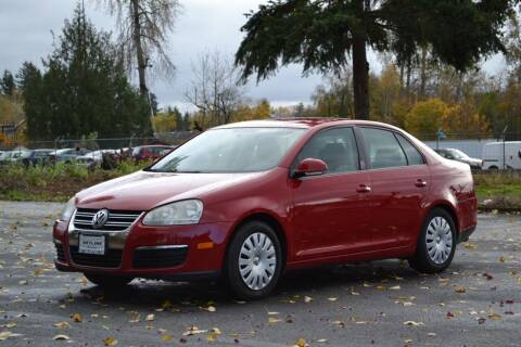 2009 Volkswagen Jetta for sale at Skyline Motors Auto Sales in Tacoma WA