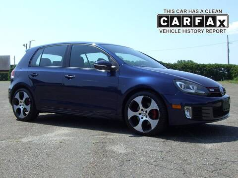 2011 Volkswagen GTI for sale at Atlantic Car Company in East Windsor CT