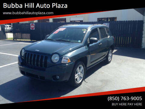2008 Jeep Compass for sale at Bubba Hill Auto Plaza in Panama City FL