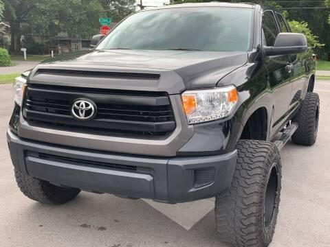 2016 Toyota Tundra for sale at Consumer Auto Credit in Tampa FL