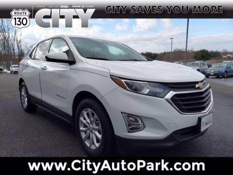 2018 Chevrolet Equinox for sale at City Auto Park in Burlington NJ