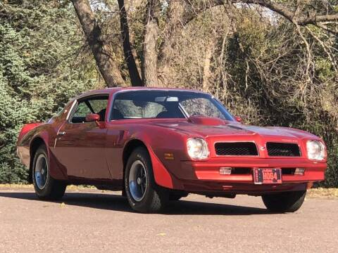 1976 Pontiac Trans Am for sale at Vern Eide Specialty and Classics in Sioux Falls SD
