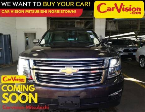 2016 Chevrolet Suburban for sale at Car Vision Mitsubishi Norristown in Norristown PA