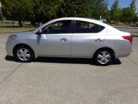 2012 Nissan Versa for sale at Signature Auto Sales in Bremerton WA