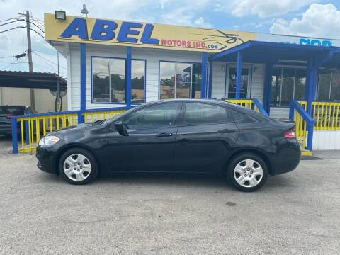 2013 Dodge Dart for sale at Abel Motors, Inc. in Conroe TX