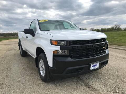 2020 Chevrolet Silverado 1500 for sale at Alan Browne Chevy in Genoa IL