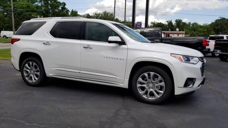 2018 Chevrolet Traverse for sale in West Point, VA