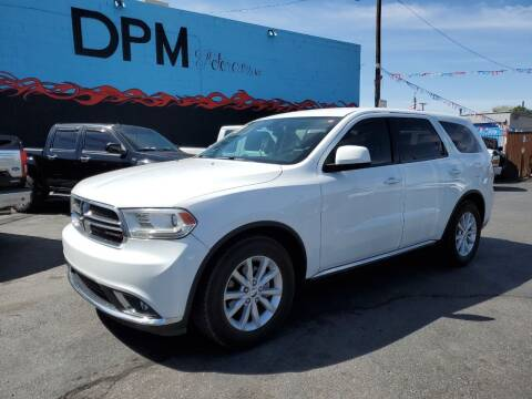 2014 Dodge Durango for sale at DPM Motorcars in Albuquerque NM