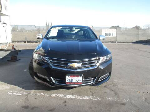 2018 Chevrolet Impala for sale at Quick Auto Sales in Modesto CA