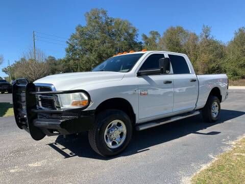 2012 RAM Ram Pickup 2500 for sale at Gator Truck Center of Ocala in Ocala FL