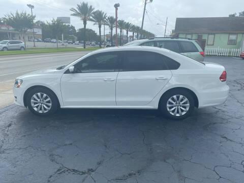 2015 Volkswagen Passat for sale at Riviera Auto Sales South in Daytona Beach FL