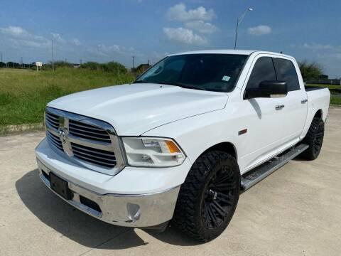 2015 RAM Ram Pickup 1500 for sale at GTC Motors in San Antonio TX