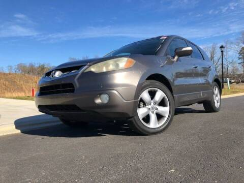 2008 Acura RDX for sale at el camino auto sales - Global Imports Auto Sales in Buford GA