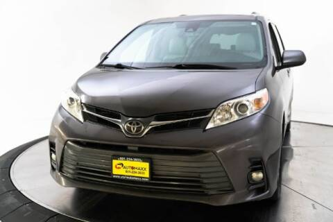 2018 Toyota Sienna for sale at AUTOMAXX MAIN in Orem UT