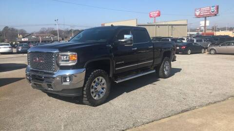 2015 GMC Sierra 2500HD for sale at Crossroads Auto Sales LLC in Rossville GA