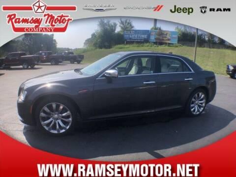 2015 Chrysler 300 for sale at RAMSEY MOTOR CO in Harrison AR