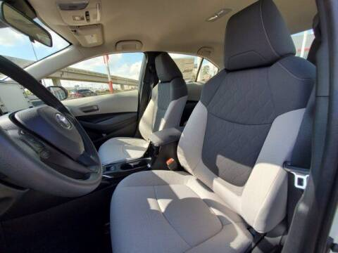 2022 Toyota Corolla for sale at TEJAS TOYOTA in Humble TX