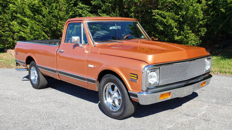 1971 Chevrolet C/K 10 Series for sale at Rare Exotic Vehicles in Weaverville NC