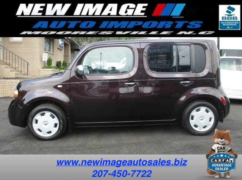 2013 Nissan cube for sale at New Image Auto Imports Inc in Mooresville NC