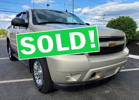 2007 Chevrolet Avalanche for sale at Car Culture in Warren OH