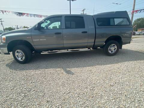 2006 Dodge Ram Pickup 1500 for sale at Casey Classic Cars in Casey IL