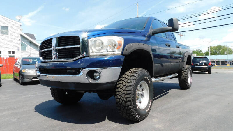 2007 Dodge Ram Pickup 3500 for sale at Action Automotive Service LLC in Hudson NY
