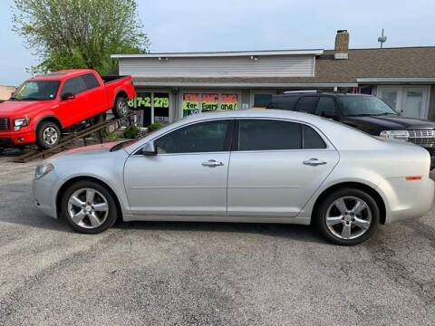 2011 Chevrolet Malibu for sale at Revolution Motors LLC in Wentzville MO