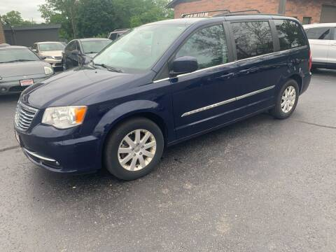 2013 Chrysler Town and Country for sale at Superior Used Cars Inc in Cuyahoga Falls OH