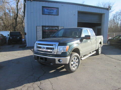 2013 Ford F-150 for sale at Access Auto Brokers in Hagerstown MD