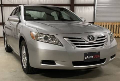 2009 Toyota Camry for sale at eAuto USA in New Braunfels TX