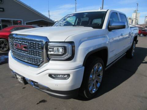 2018 GMC Sierra 1500 for sale at Dam Auto Sales in Sioux City IA