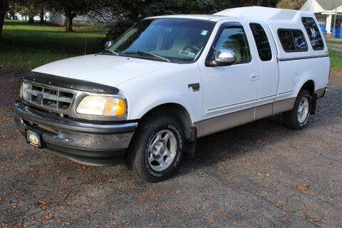 1998 Ford F-150 for sale at Great Lakes Classic Cars & Detail Shop in Hilton NY