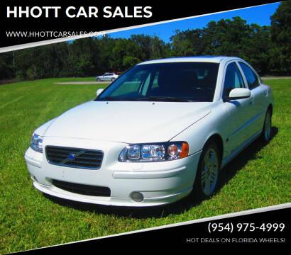2006 Volvo S60 for sale at HHOTT CAR SALES in Deerfield Beach FL